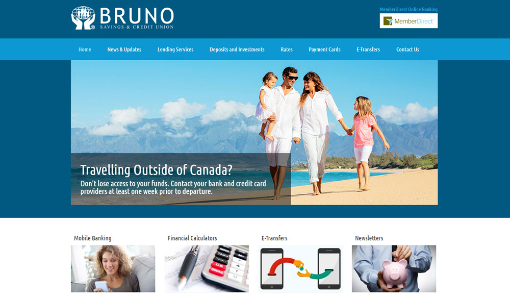 Bruno Credit Union
